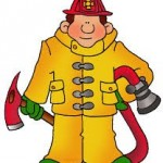 5 Fine Firefighters