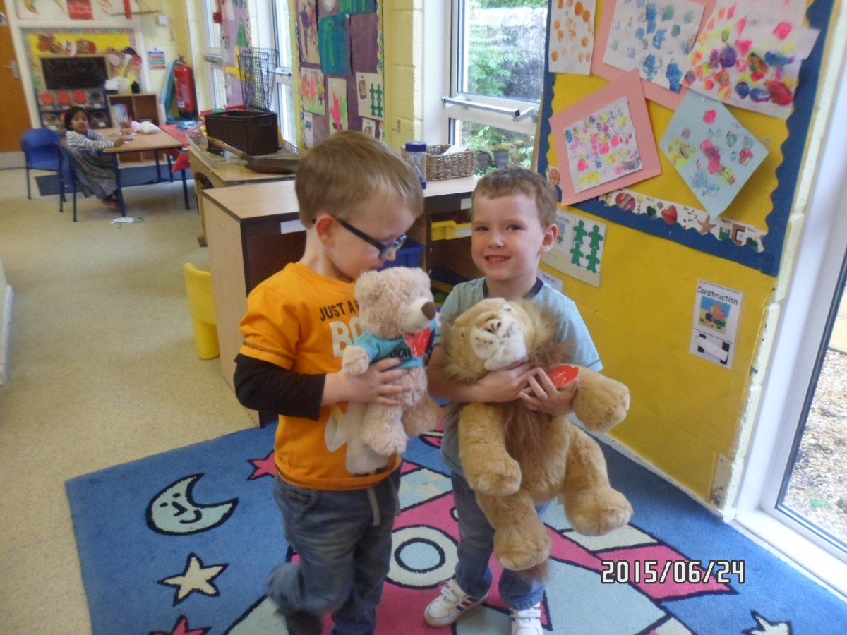 Teddy Bears Picnic Update