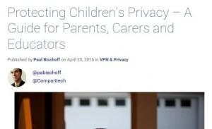 Comparitechprivacy