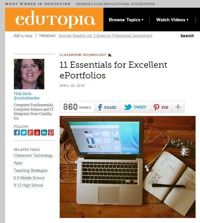 VickiDavisE-portfolios