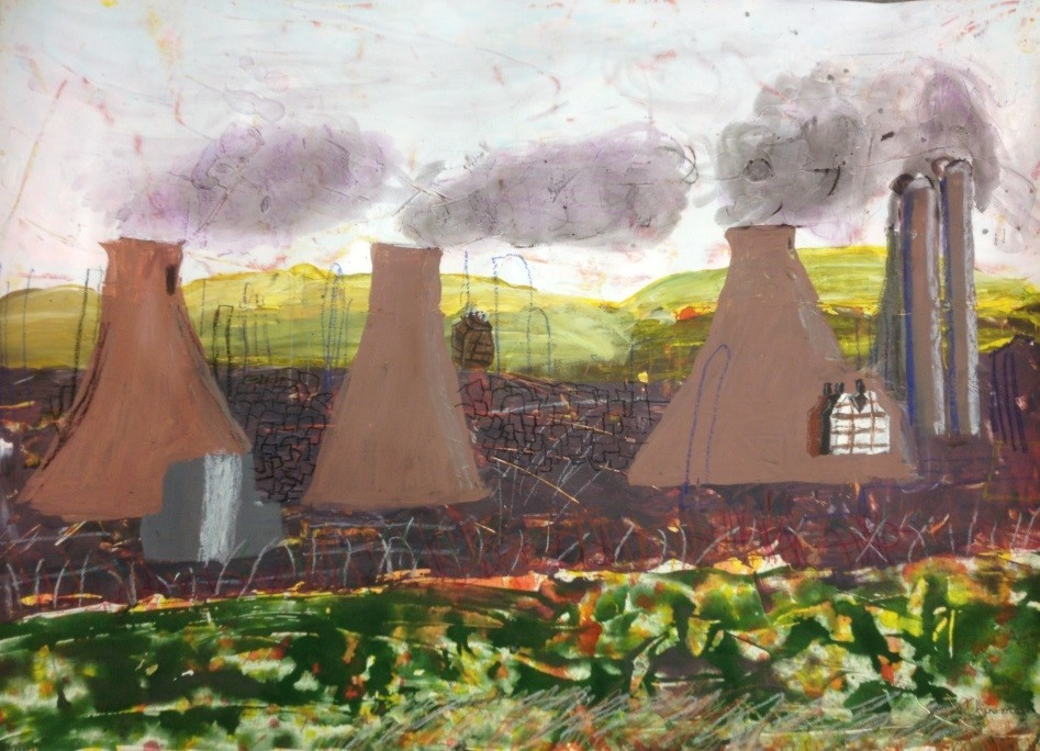 Grangemouth by Molly and Tomi