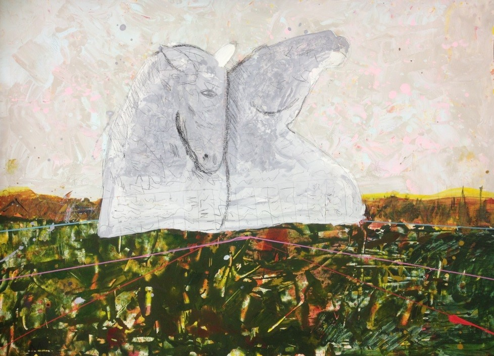 Kelpies by Megan and Zara