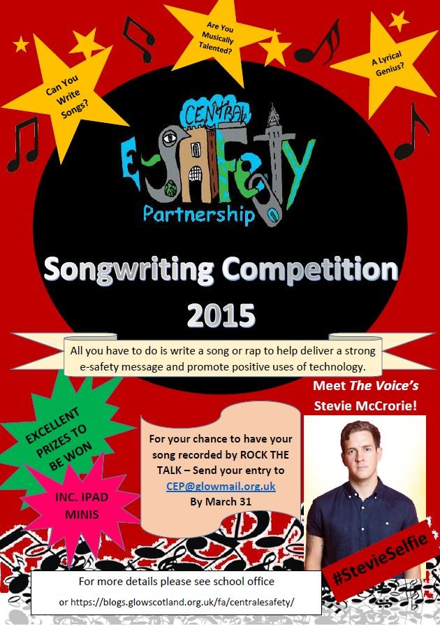 Esafety_Songwriting_Comp_poster