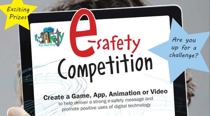 Winners of 2016 Central E-Safety Partnership Video/animation competition