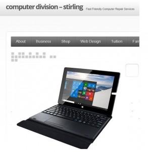 Computer-division