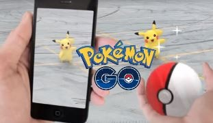 Going out and about with Pokémon Go