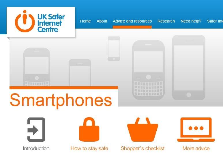 SmartphoneSafetyAdvice