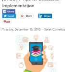 9 Tips for a Successful School BYOD Implementation