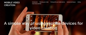 MobileVideoCreation