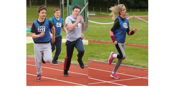 2019 Disability Sport Fife Track & Field Championships