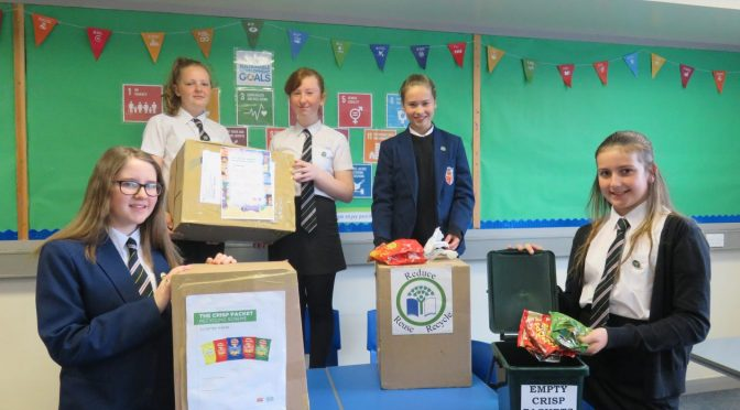 Recycling scheme trialled