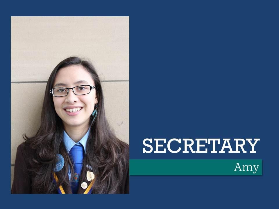 NDHS Galsgow - Secretary