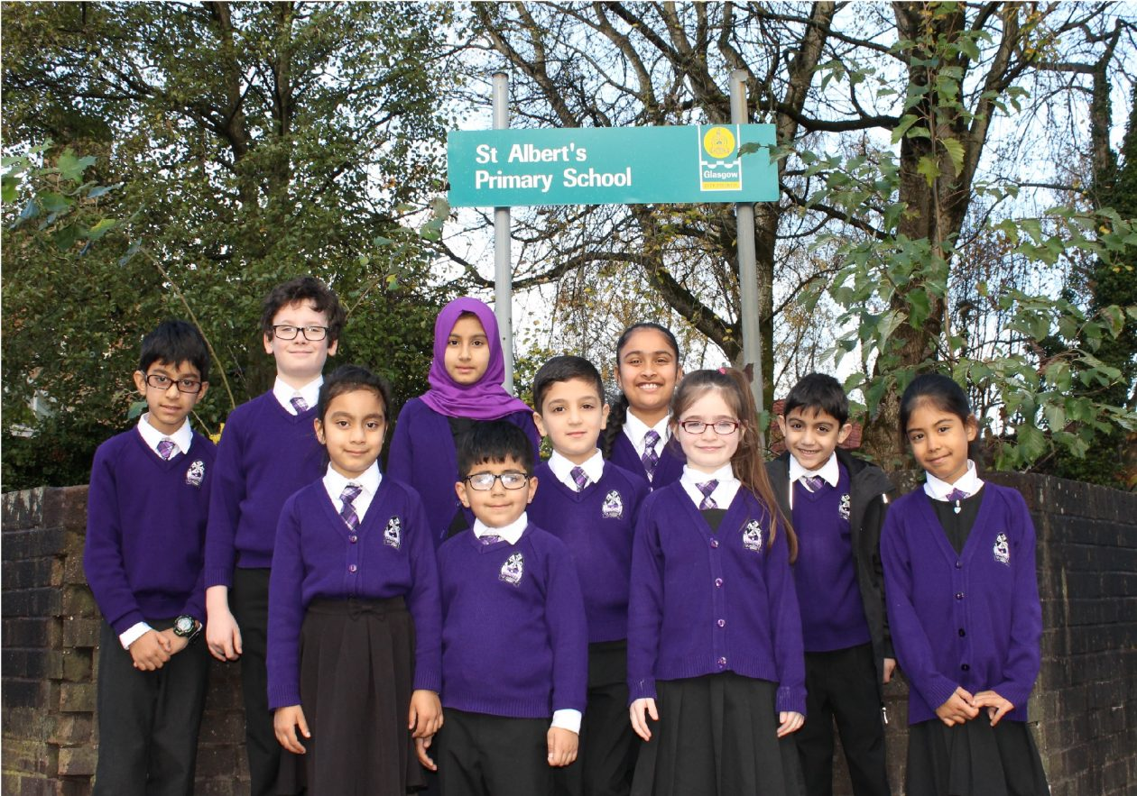 St Albert's Primary School