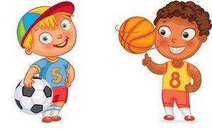 cartoon sports 1