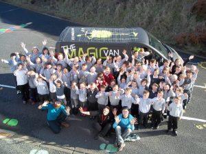 Magic Van on Islay Original