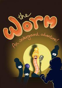 Worm illustration RGB for web