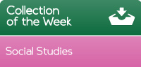 Collection of the week - social studies