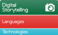 Digital storytelling Main curriculum area languages, other area technologies