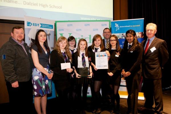 St. Andrew's & St. Bride's Celebrate Energy Challenge Win ...
