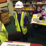 Gergask Primary School Careers Talk. 28th September 2016. Copyright Transport Scotland