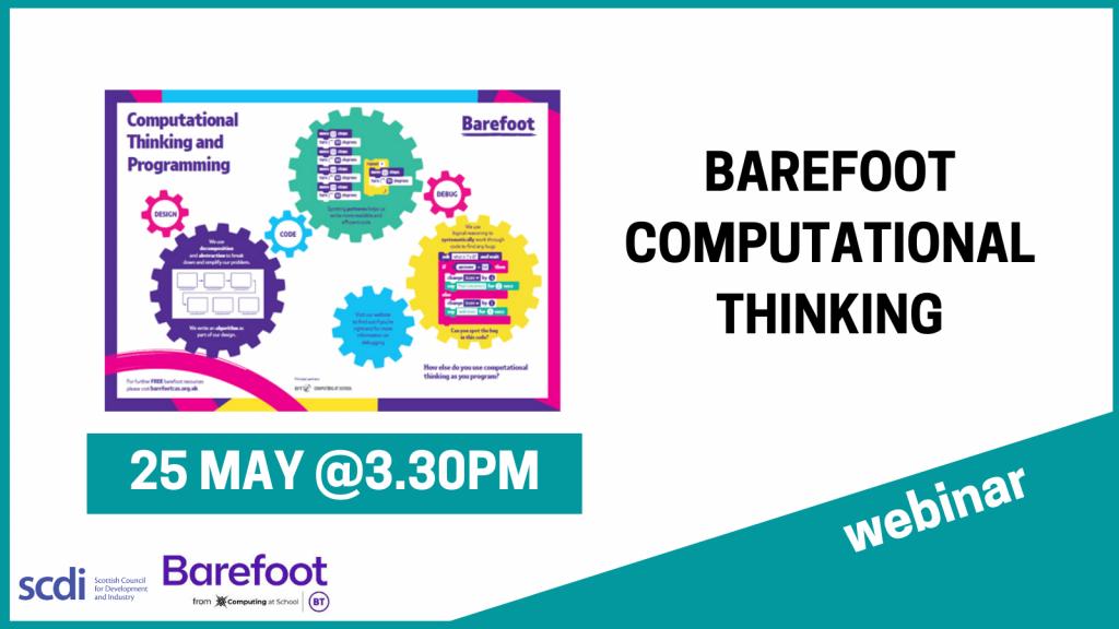 barefoot webinar 25 may