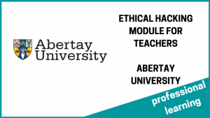 ethical hacking clpl at abertay