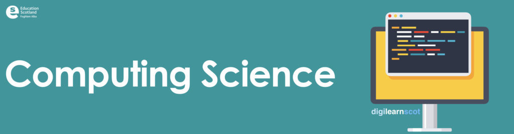 Computing Science by digilearn.scot