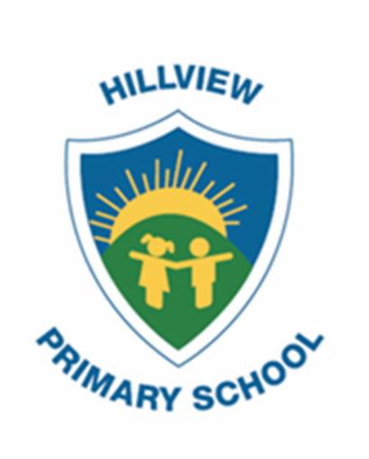 hillview primary logo