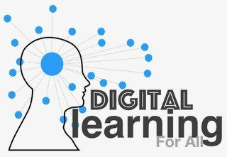 digital learning for all logo from glasgow