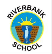 riverbank primary school logo