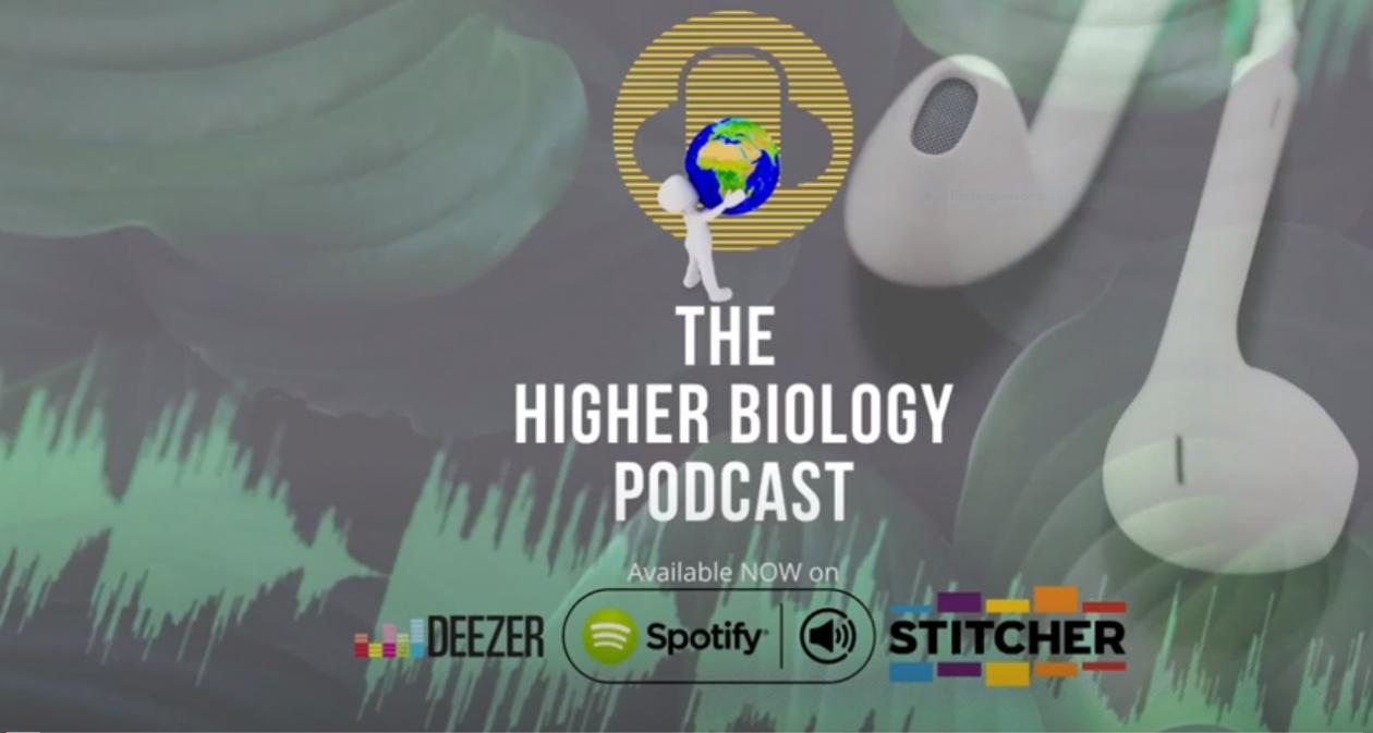 high biology podcast blog post header