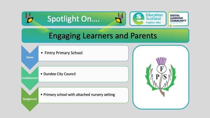 engaging learners and parent blog post header