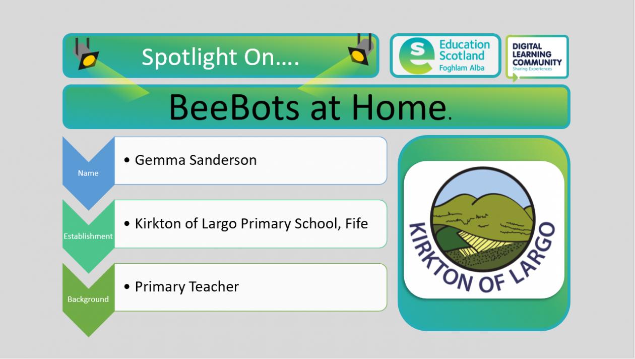 bee bots at home blog post header