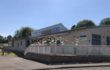 bathgate early years building photograph