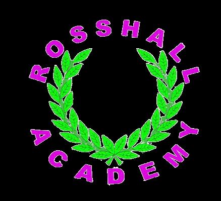rosshall academy logo