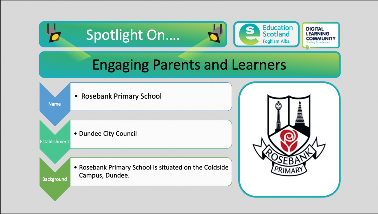 parent and learner blog post header