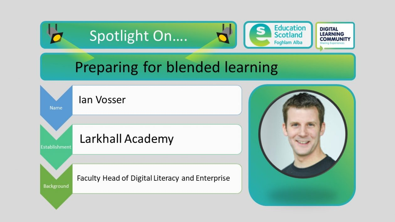 preparing for blended learning blog post header