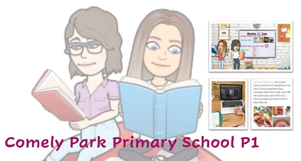 Comely Park primary blog post header