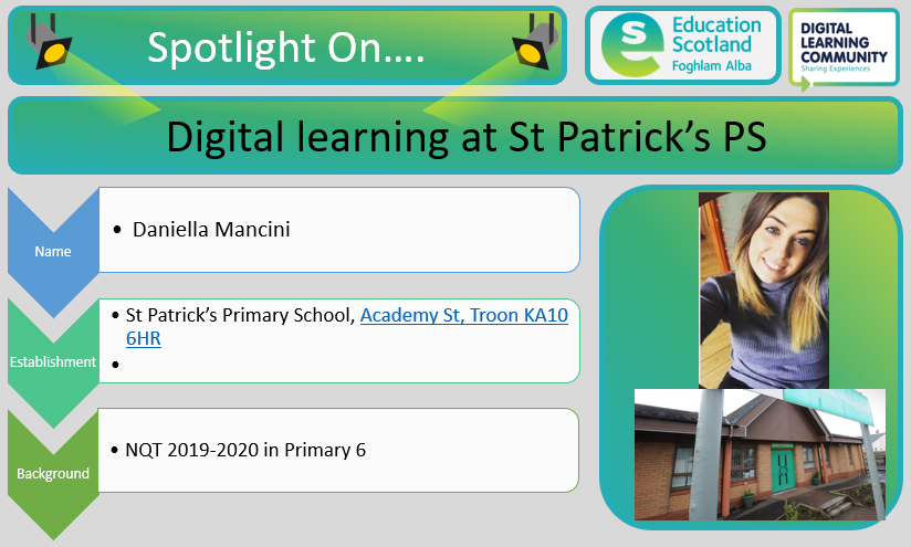 St Patricks PS blog post header