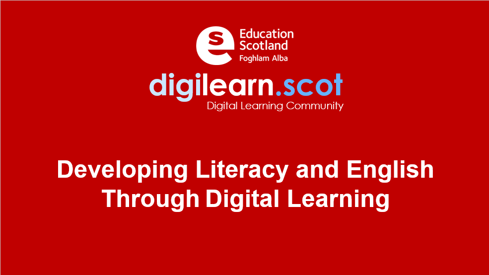 webinar logo for literacy