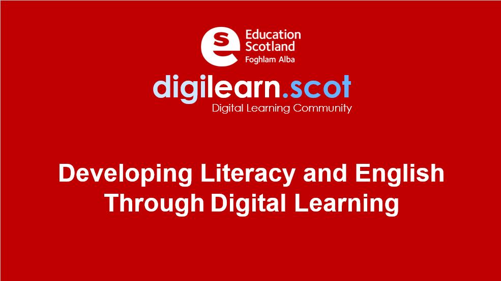 webinar logo for literacy