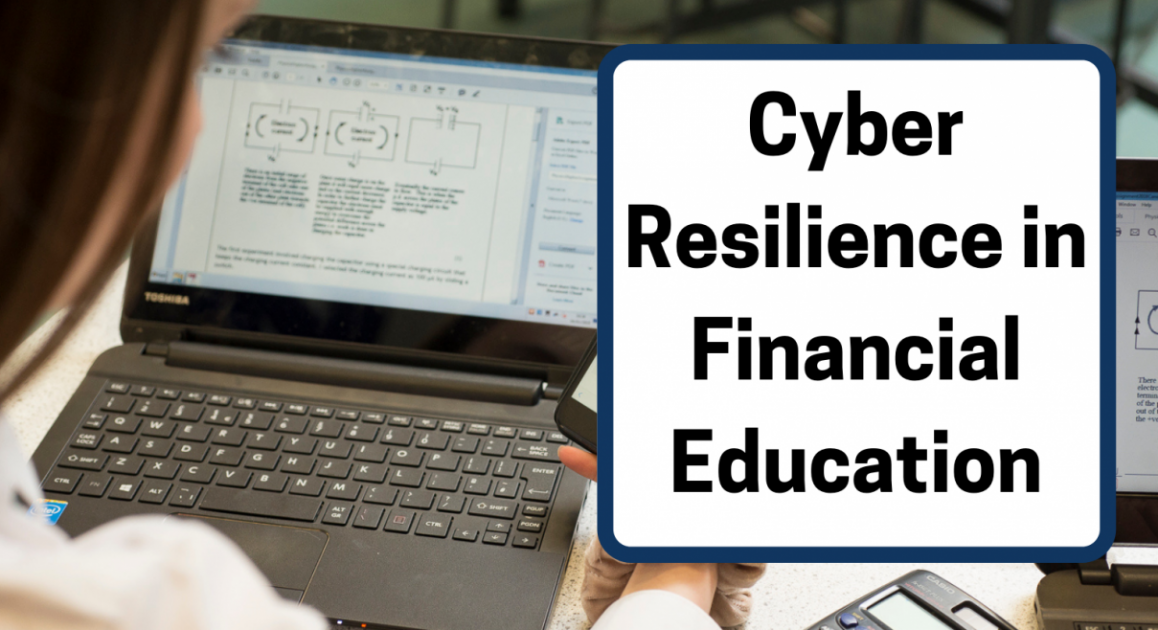 cyber resilience in financial education