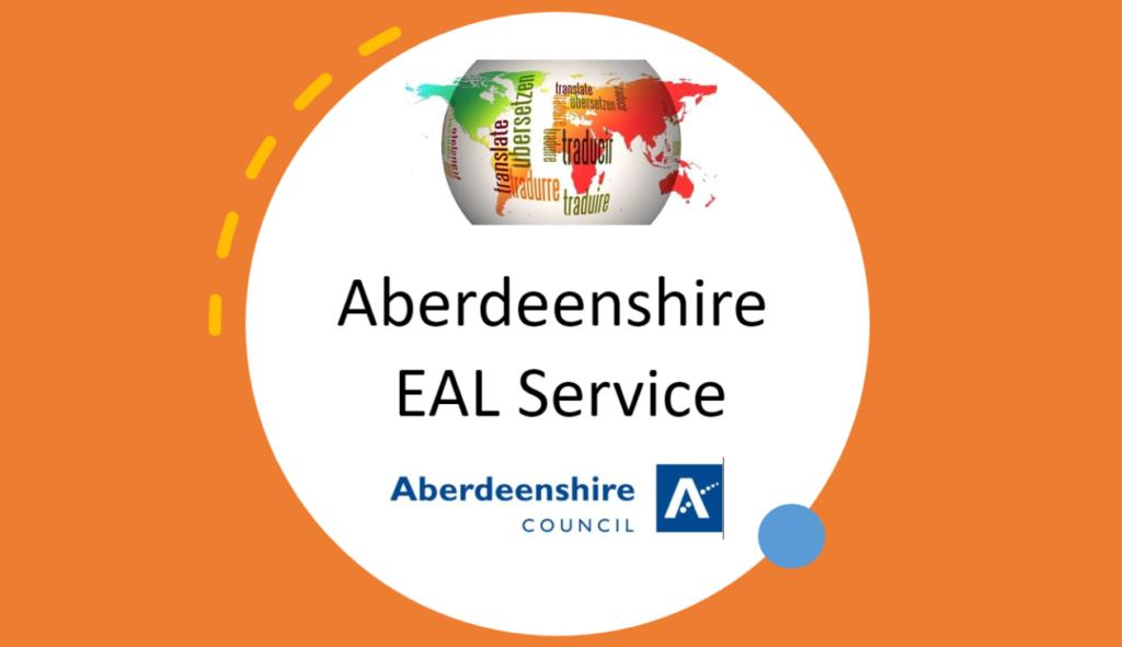 Aberdeenshire EAL Header