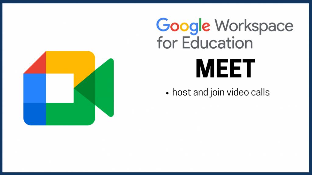 google meet video calls