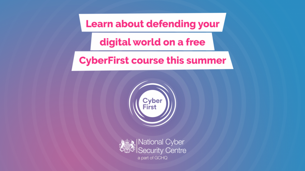 cyberfirst flyer