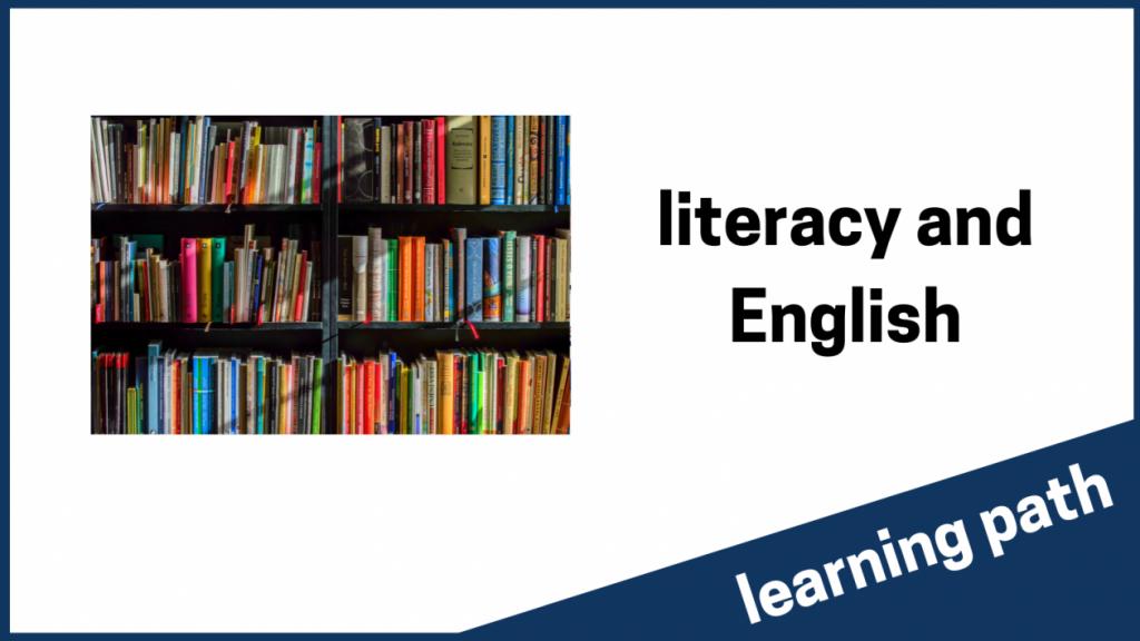 literacy and english