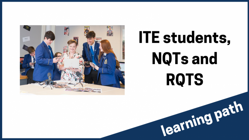 ite students, nqts and rqts