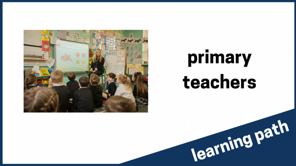 primary teachers