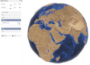 globe-viewer