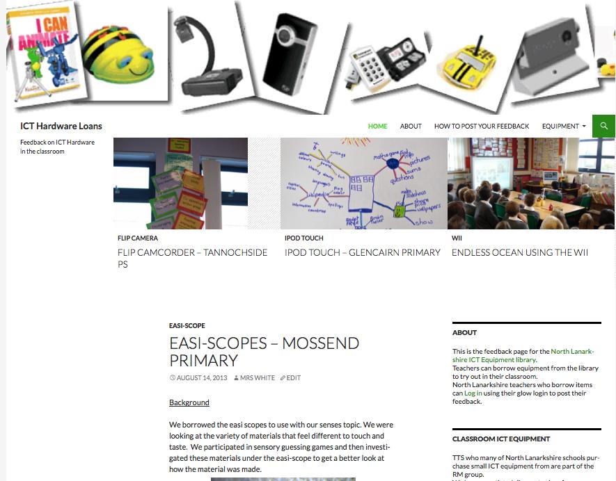 Screen Shot New site with TwentyFourteen